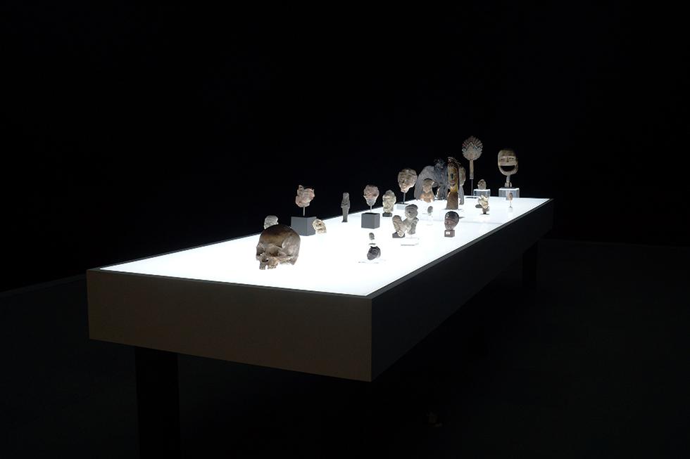 あいちトリエンナーレ2016におけるアリ・シェリの展示